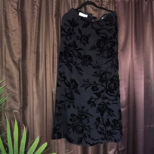 Skirt, Long, Dana Buchman, Size 8